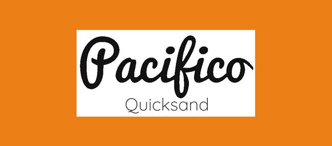 Mẹo kết hợp font chữ trong thiết kế thương hiệu