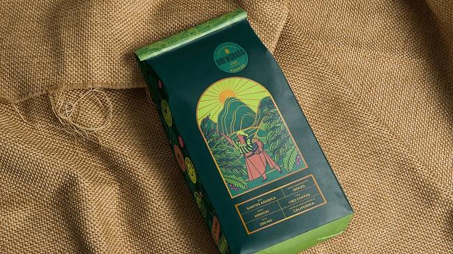 Những mẫu thiết kế bao bì cà phê ấn tượng