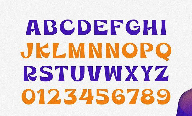 Ứng dụng font chữ SVN Mercuria Việt hóa