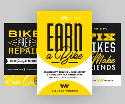 Top ý tưởng typography sáng tạo
