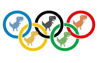 Khi thiết kế thương hiệu mang tinh thần Thế vận hội Tokyo 2020
