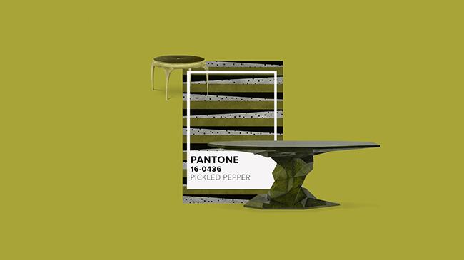 Xem lại xu hướng màu sắc trong thiết kế do Pantone bình chọn